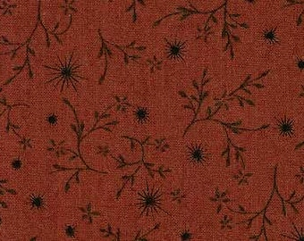 Red Rooster Vintage Homestead 3425 18582 WIN1 -- 1/2 yard increments
