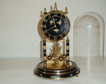 Vintage Kundo Anniversary Clock Germany KIENINGER OBERGFELL