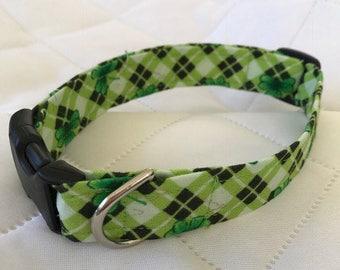 Irish Dog Collar
