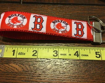 MLB - Boston Red Sox  Key Chain/Fob Wristlet