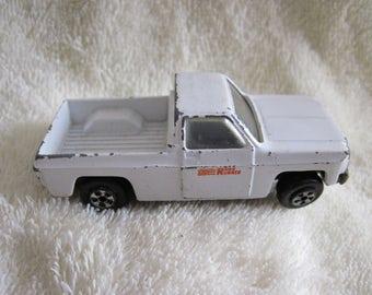 Vintage Die Cast ERTL Hardee's Fleetside Pickup Truck 1990