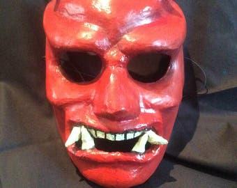 She devil mask