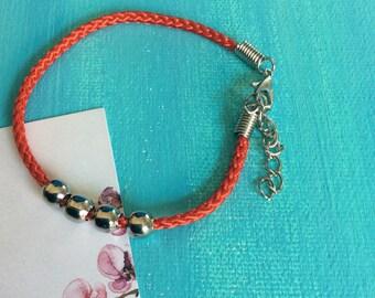 Bead Rope Bracelet