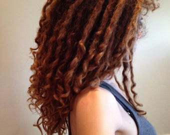 Add some curl to those dreads!