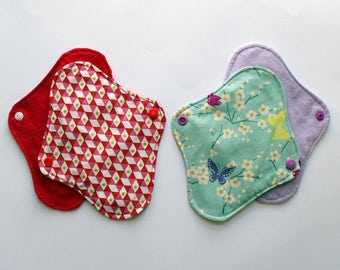 Panty-liner fabric extra-fine