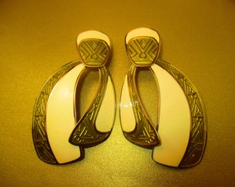 BEREBI Vintage Tribal Style Earrings