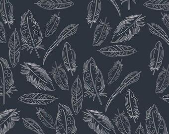 Art Gallery Fabrics//Panache Profundo//Petal and Plume Collection//Bari J.//Premium Quilting Cotton//100% Cotton Fabric//Amanda