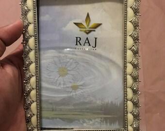 Raj collection Indian picture frame set ornate vintage