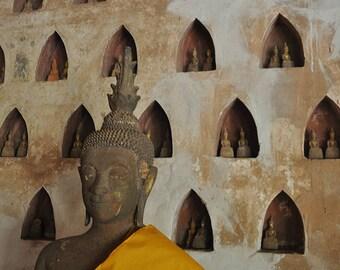 Laos Buddha Temple