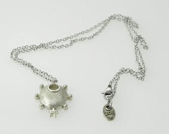 happy star pendant, fashion jewelry, statement piece