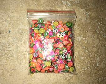 Slime Fruit Beads