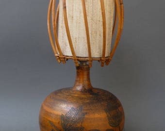 Lamp by Jacques Blin