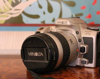 Minolta HTsi Plus 35mm Camera