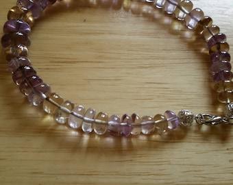 100cts Ametrine Bracelet