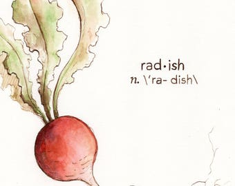 Rad Raddish