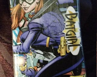 Batgirl iphone 6 case