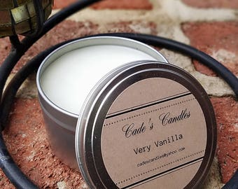 VERY VANILLA - Scented Candle