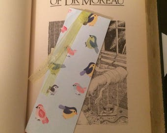 BLUE BIRD BOOKMARK