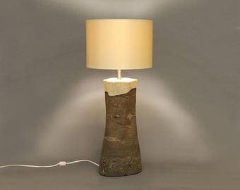 Table lamp, lamp, lighting fixture, decoration, light, lamp, ceramic