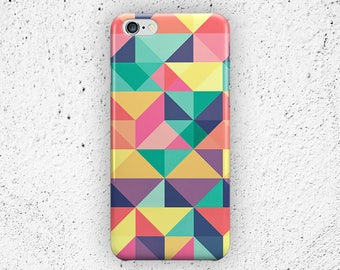 Geometric iphone 7 case, iphone 7 plus case, iphone 6s case, iphone 6s plus case, iphone 6 case, iphone 6 plus case, iphone 5s case