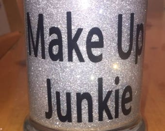 Make Up Junkie Brush Holder