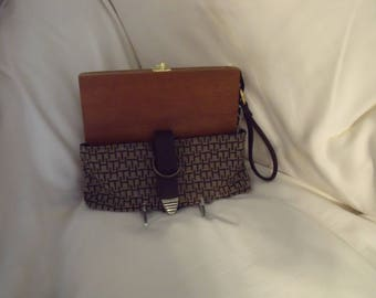 PurseSueder - Cigar Box Purse - Made from recycled materials.