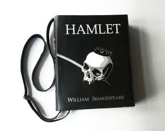 Hamlet Book Bag Shakespeare Book Purse