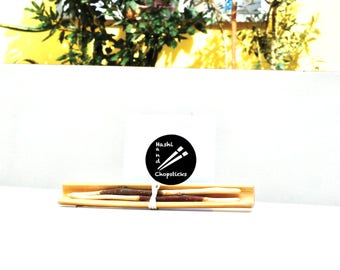 100% natural hashi / chopsticks