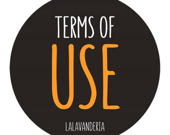 TERMS OF USE.- Personal and Small Commercial Use.