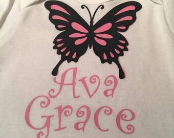 Custom Name Shirts for Children-Babies-Toddlers