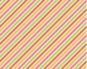 My Sunshine Stripe Fabric -Riley Blake Fabric -Quilt Fabric - Nursery Fabric
