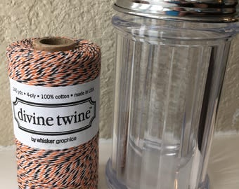 Divine Twine Halloween Colors