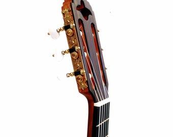 Flamenco guitar TOLEDO TF-70 Lis