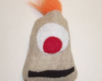 Handmade Felt Monster