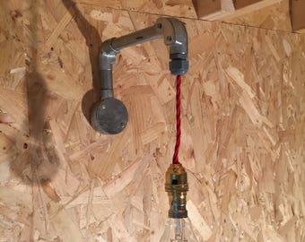 Conduit wall light