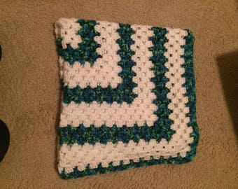 Granny Square Baby Blanket Made to Order