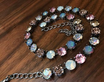 Swarvoski crystal necklace