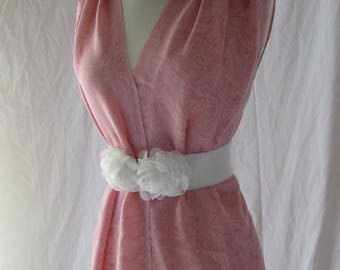 Up-cycled dress
