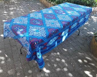Tablecloth khayameya - tablecloth Ramadan - Egyptian water - slick traditional Egyptian ramadan