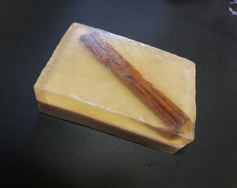 Cinnamon soap| Natural soap| Handmade soap| Homemade soap| Gift for her| SLS free soap| Palm free| Soap | Luxury soap|Soap bar