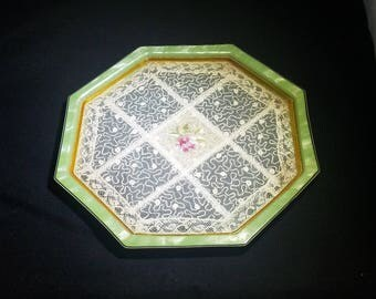 Vintage DUPONT PYRALIN Celluloid Vanity Tray