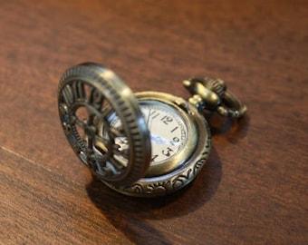 Netsuke / pocket watch (KA-BW-101)
