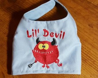 Lil Devil Dog Harness Vest