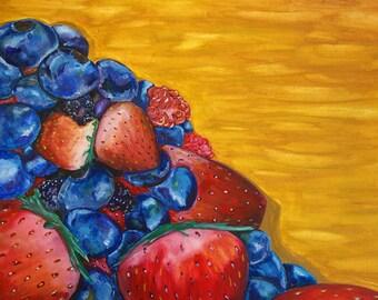 Cascading Berries