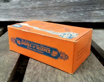 Domes of Silence - Vintage Furniture Footwear - Glides for furniture NOS