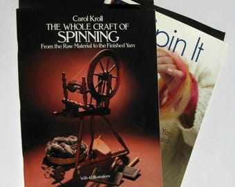 2 Spinning Books, How to Spin