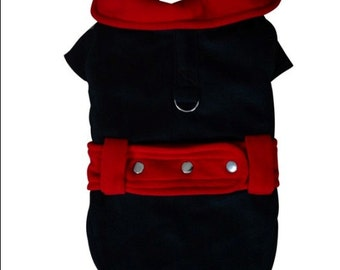 dog jacket warm winter coat hand tailored and crafted to the measurements of your pet to garanty a perfect fit