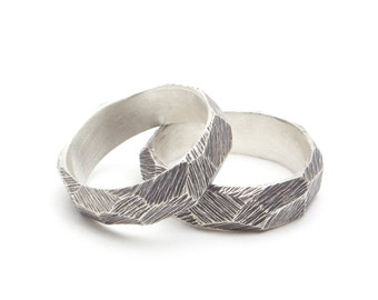 Dreaming of Glaciers Sterling Ring