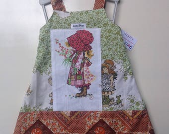 Holly Hobbie Dress - Size 2 (2T)