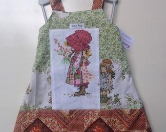Holly Hobbie Dress - Size 2 (2T)